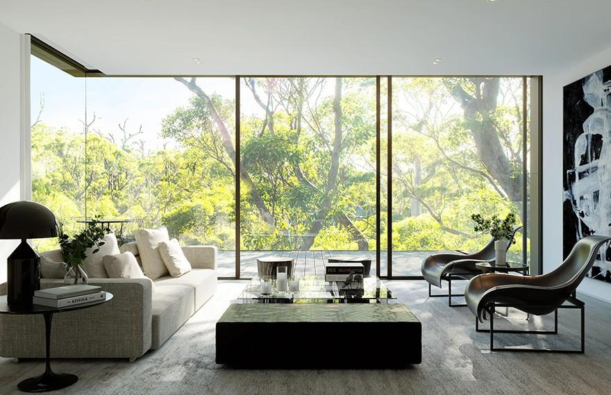 Make Architects | One Sydney Park Apartment