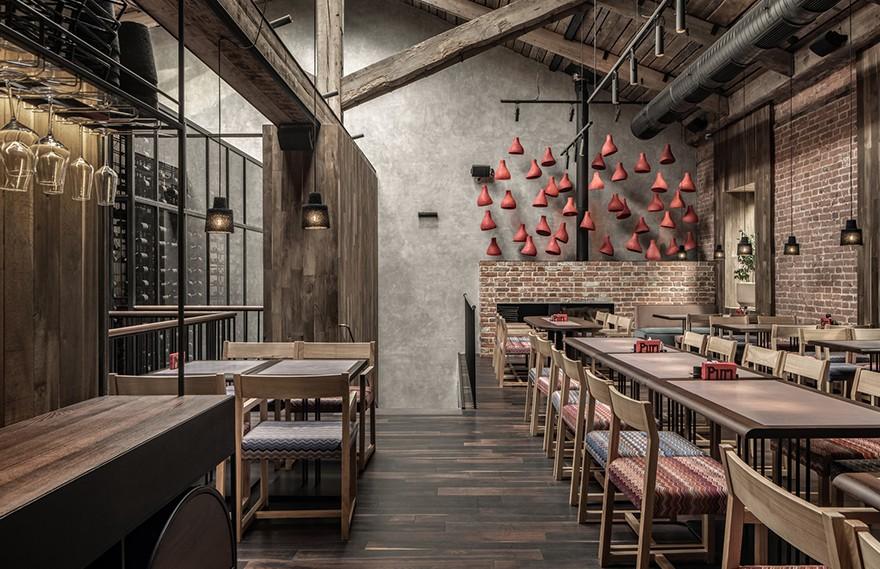YOD Group | Puri Chveni Restaurant