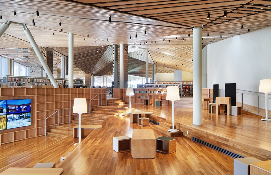 Mari Ito+ UAo | Nasushiobara City Library