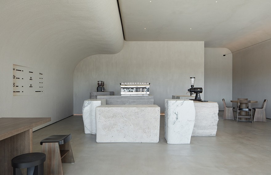 VSHD Design | Orijins Coffee Shop Dubai