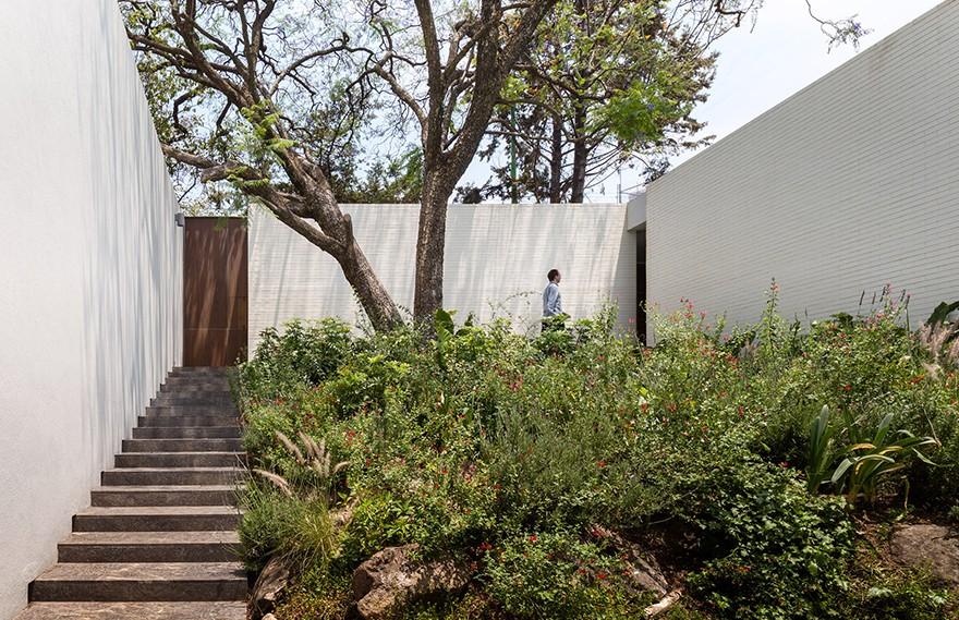Manuel Cervantes Estudio | Housing in Amatepec