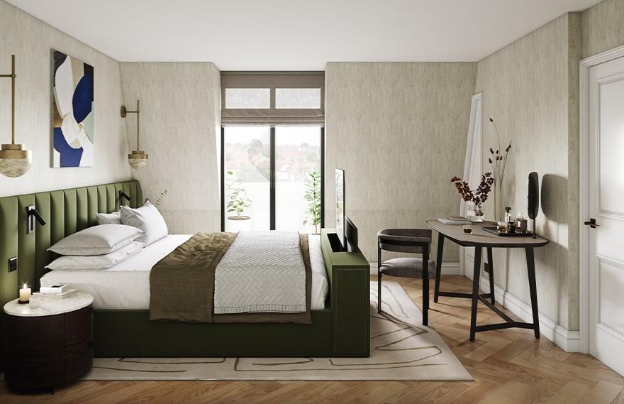 Alessia Mainardi   South Kensington , 典型大方的轻奢风格