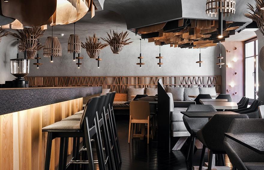 DA Bureau   HUNT Restaurant