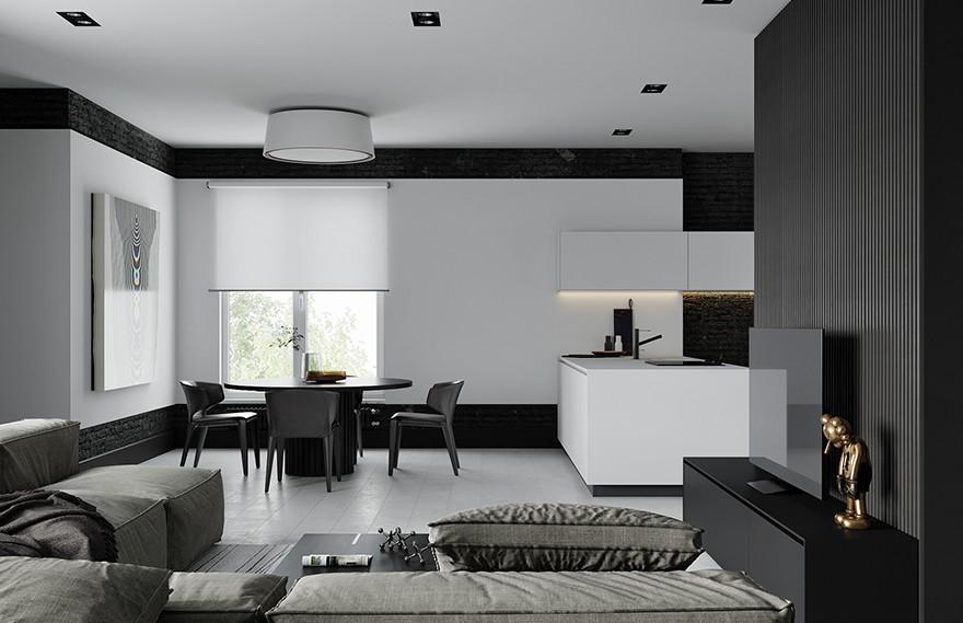 Alexandra Kostyuchkova | Living Room 2