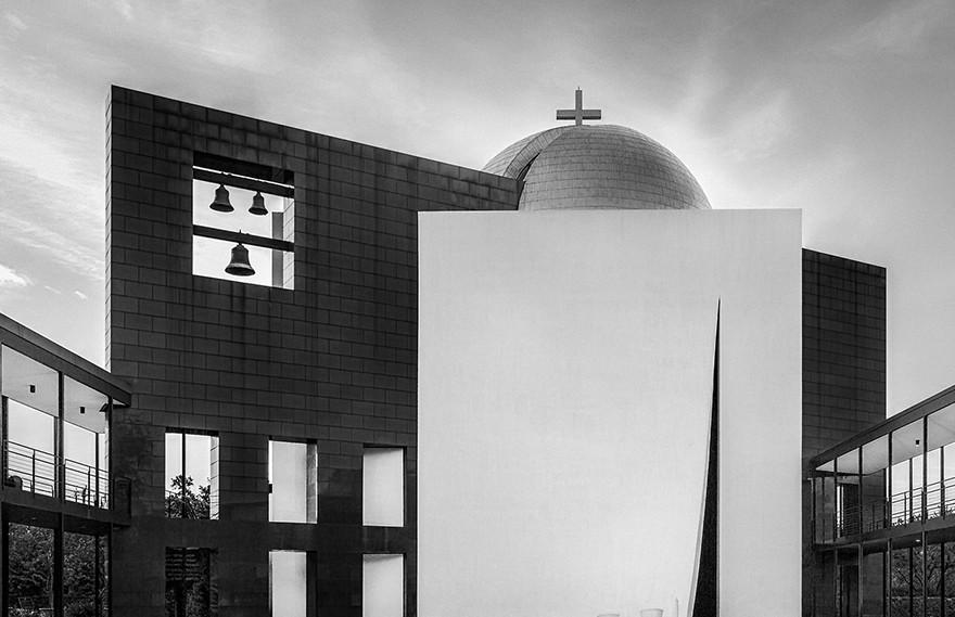 Philip Johnson | Chapel of St. Basil