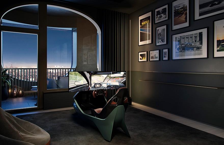 David Adjaye+Aston Martin | 130 William Aston Martin five residences