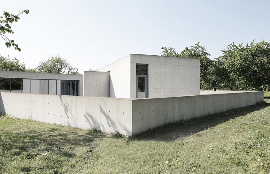 Tadao Ando | Vitra Conference Pavilion