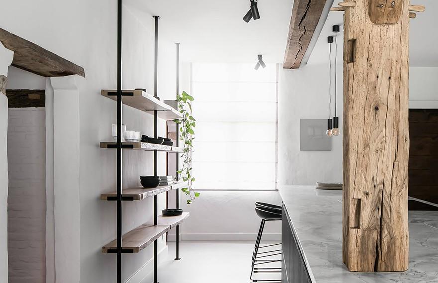 Nils Van der Celen | DBO , 现代明亮的极简餐厅