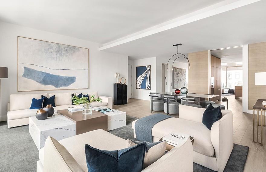 BKSK Interiors | One Great Jones Alley Apartment