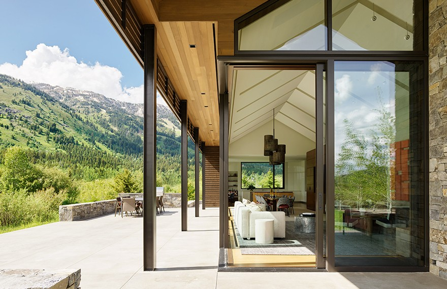 CLB Architects | Lone Pine Residence
