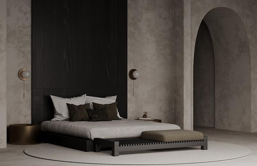 Aleksandra Shevchenko | Biege Bedroom