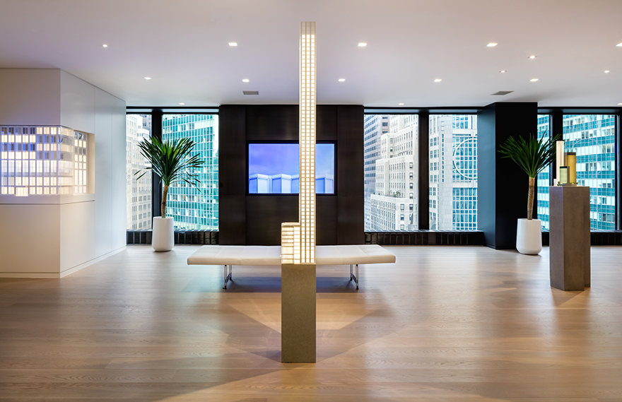 Foster + Partners   100E 53rd Sale Room