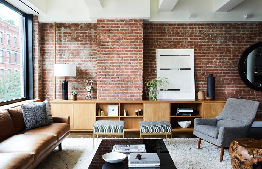 Nune Deisgn | Greenwich Street Loft