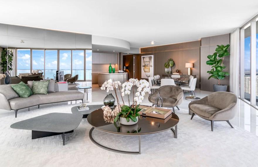 Giorgio Armani | Armani Casa Four-Bedroom Model Unit