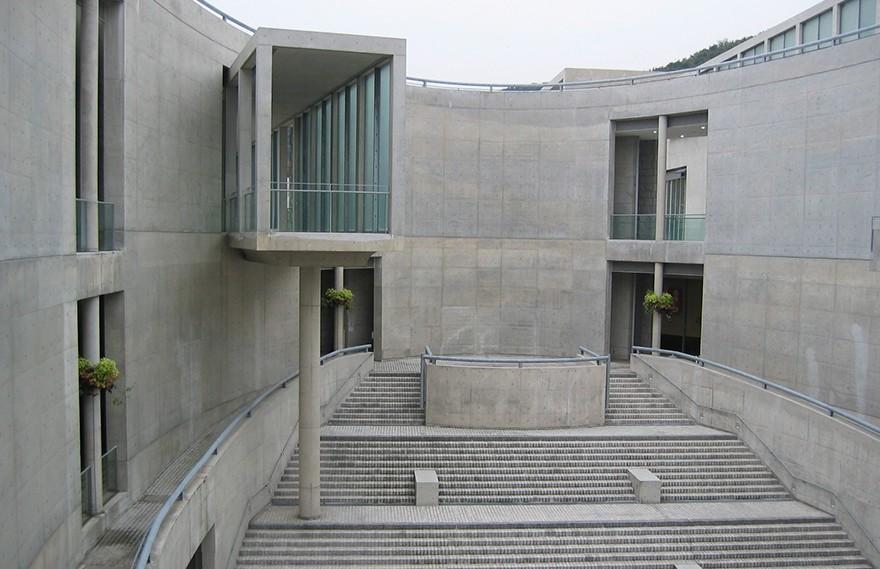 Tadao Ando | Awaji Yumebutai