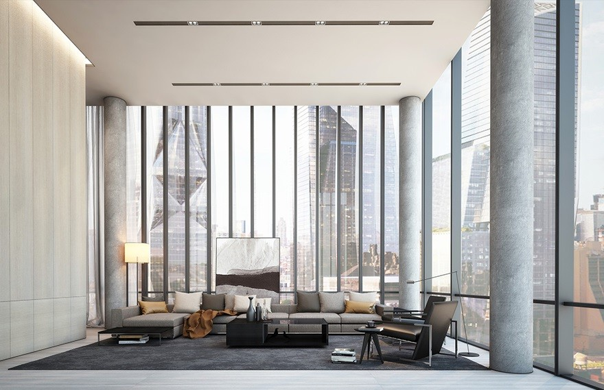 515 Highline , 纽约低调的魅力豪宅