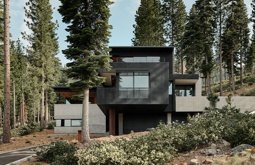 Faulkner Architects | Lookout House