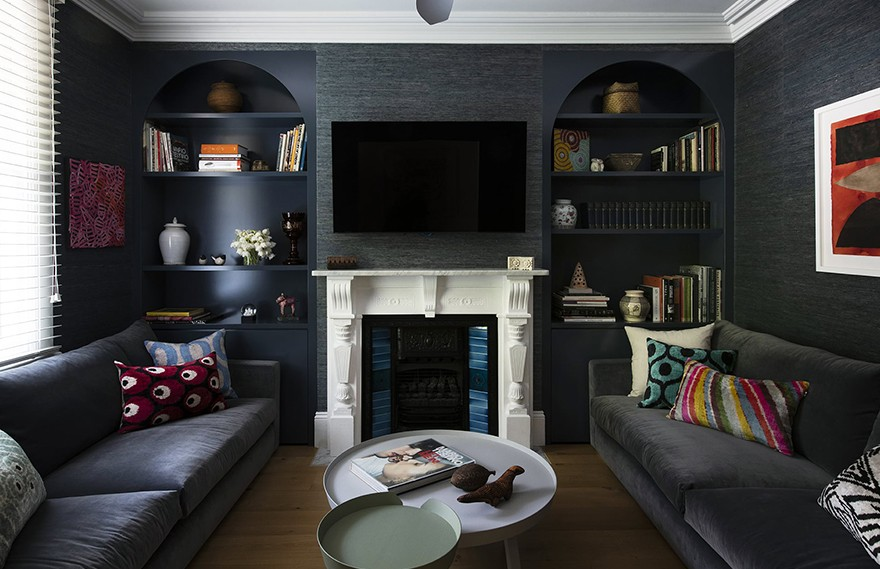 Briony Fitzgerald | Darlinghurst House , 悉尼经典简约住宅