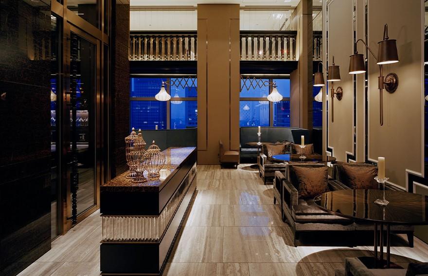 André Fu | Nadaman,Italy Restaurant in Shangri-la Tokyo