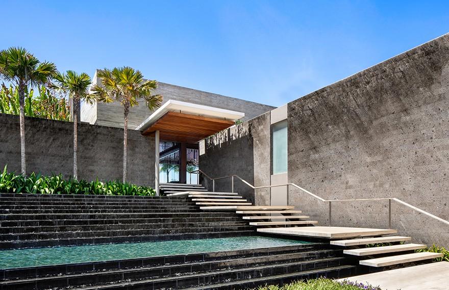 SAOTA   Uluwatu House , 建筑与景观的和谐交融