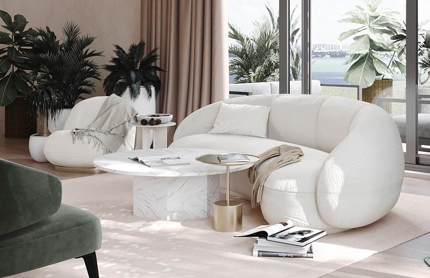 Silva Gonian   Miami Apartment