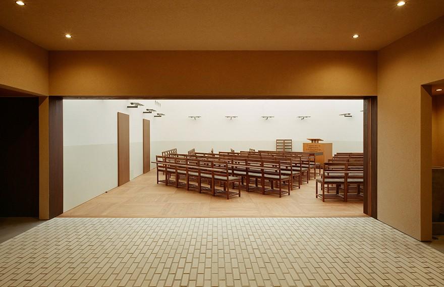 Shigenori Uoya | A Church in Kyoto