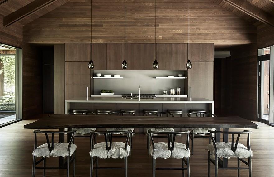 Akb Architects | Metrick Cottage and Boathouse
