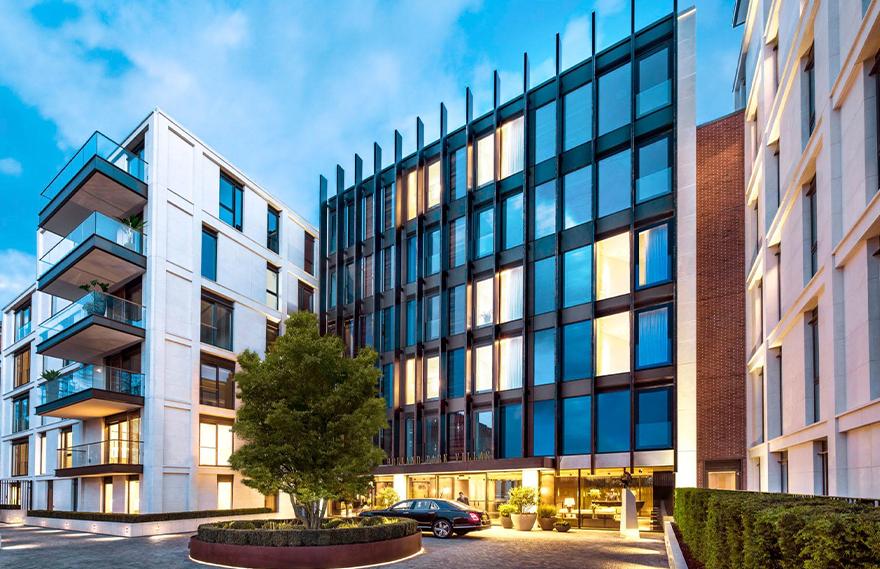 John McAslan + Partners   Holland Park Villas Building