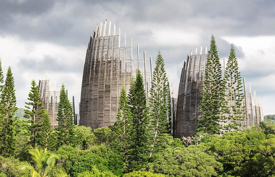 Renzo Piano | Jean-Marie Tjibaou Cultural Centre