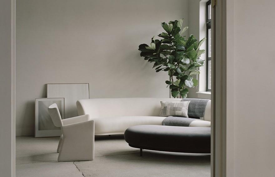 House of Grey | Cereal , 温暖平静的感官空间