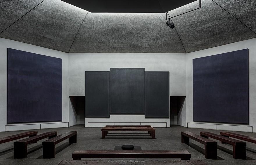 Philip Johnson | Rothko Chapel