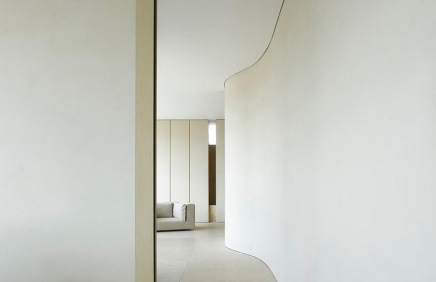 Claudio Silvestrin | P Apartment Paris