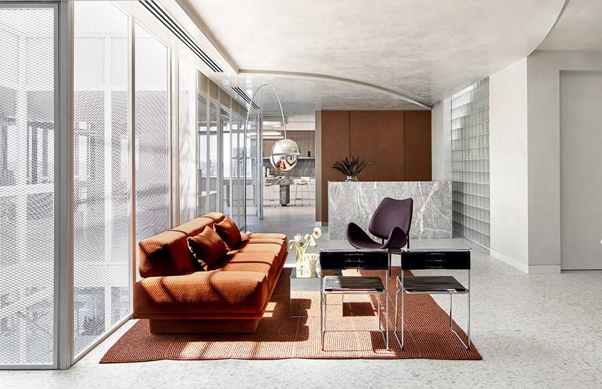 Cobild Office , 现代开放式的 办公空间