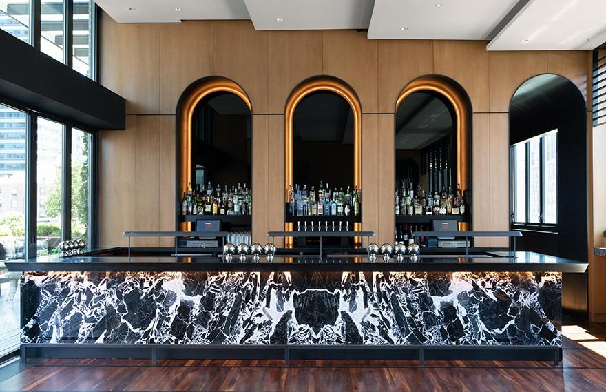 BHDM | Castell , 高级复古的纽约酒吧