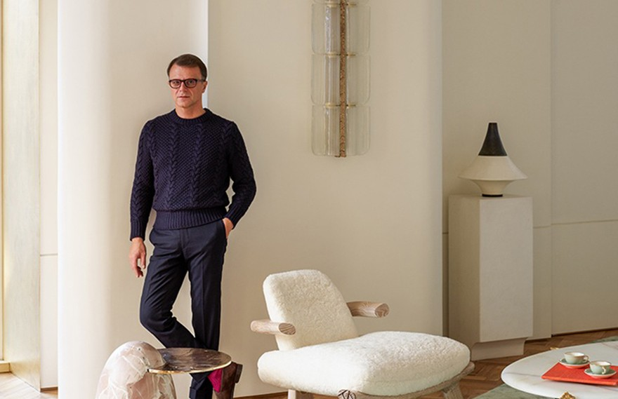 Achille Salvagni | New Atelier in London