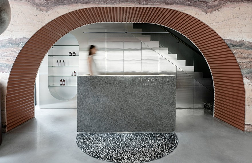 Kingston Lafferty Design | Fitzgerald Private Skin Clinic