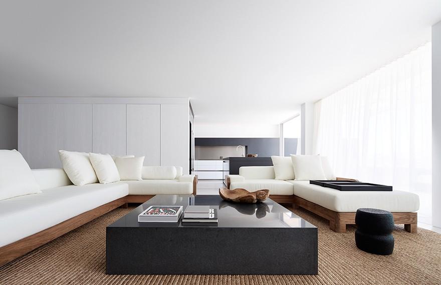 Mathieson Architects | Bondi Beach Apartment