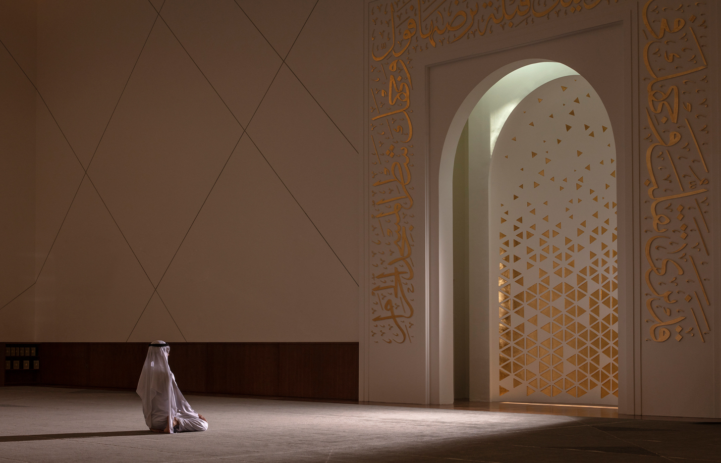 Dabbagh Architects | Mosque of Mohamed