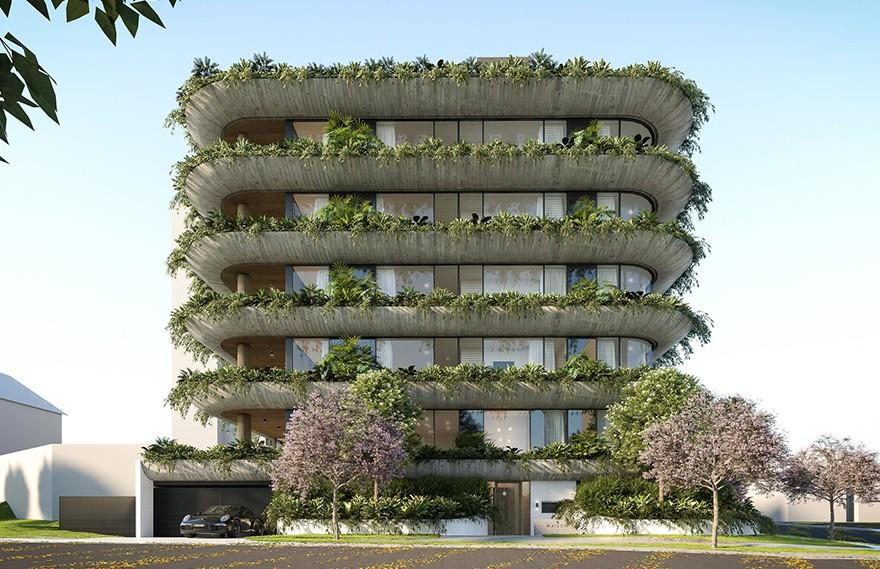 Joe Adsett | Maison , 当代自然主义建筑