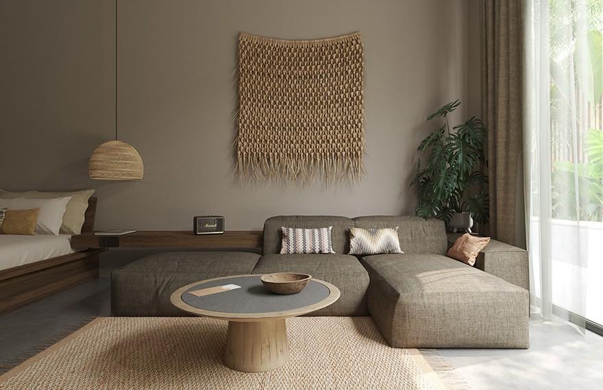 Fatih Beserek | The Hotel Concepts Project,Minimalist Leisure Resort Hotel