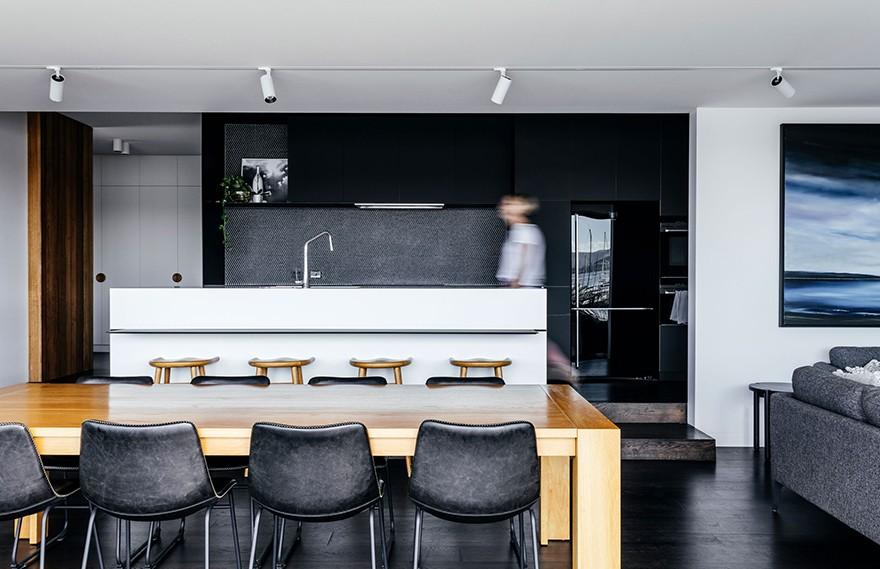 Preston Lane Architects | Point View House , 模糊了传统与现代之间的界限