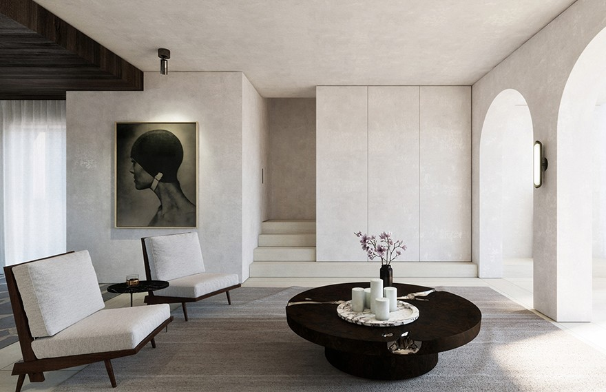 Kerstens Design | DJS Residence,Contemporary And Elegant Contracted Residence