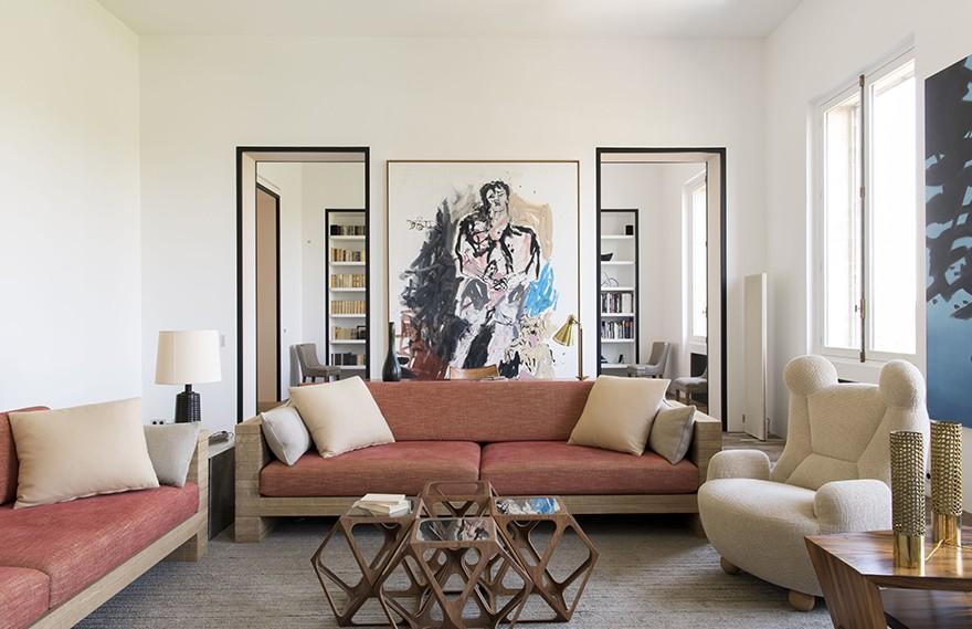 Pierre Yovanovitch | Rive Gauche Apartment