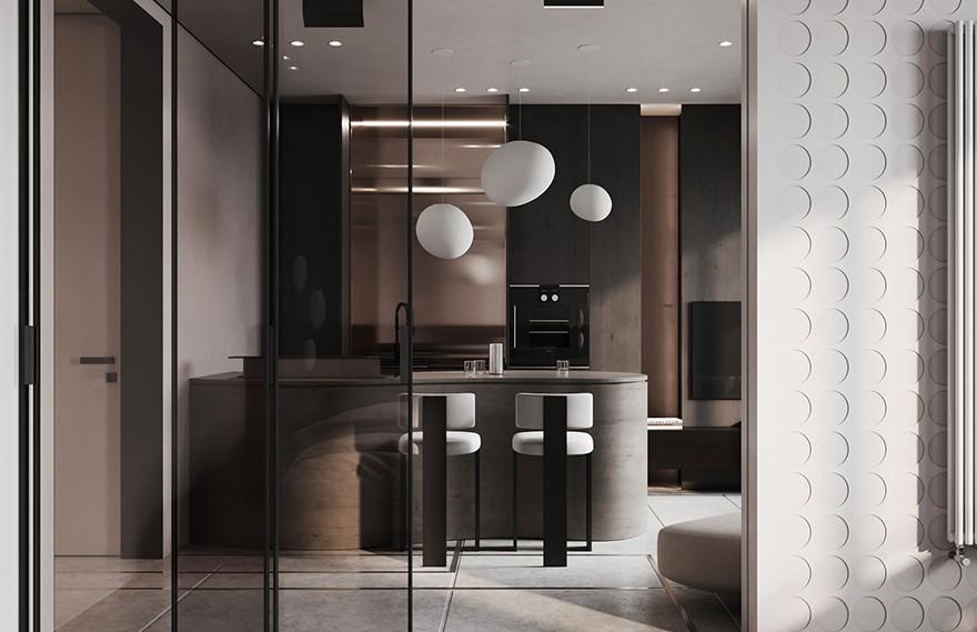 Sofina Anastasia | Modern Apartment