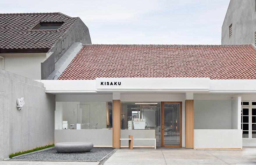 Seniman Ruang | Kisaku Coffee Shop