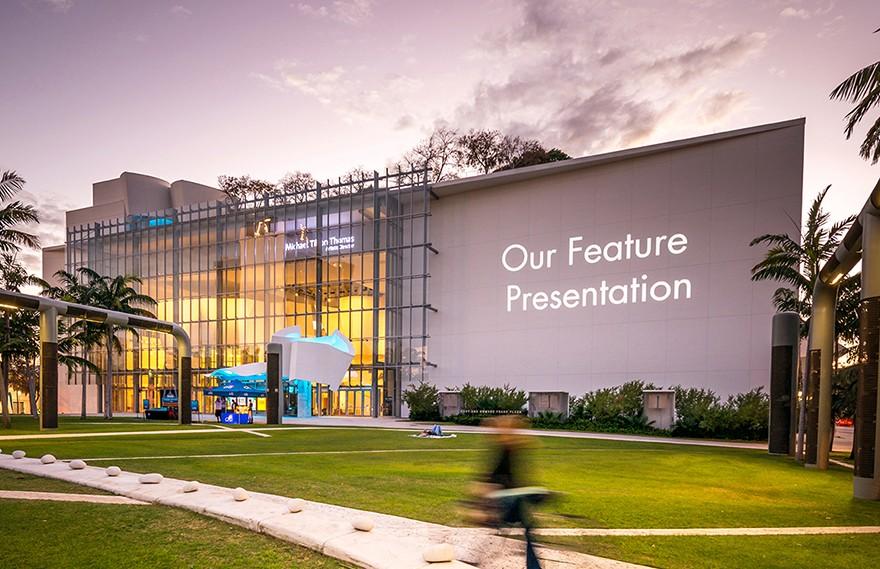 Frank Gehry | New World Center