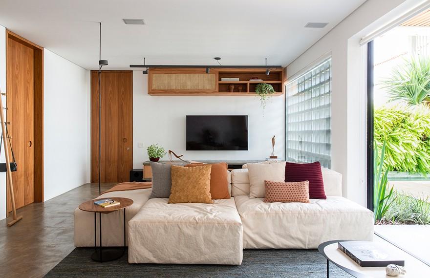 Casa100 Arquitetura | Dezoito House