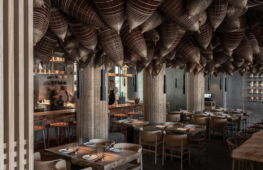 YOD Design Lab | Spicy NoSpicy Restaurant
