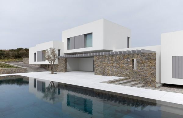 Paros House II , 极简主义代表