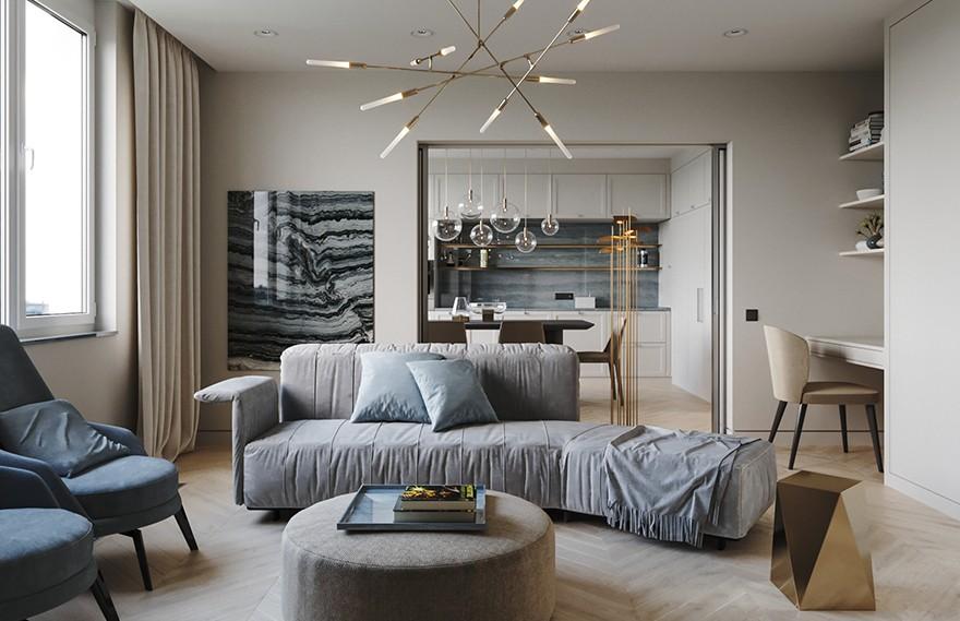 Artpartner   Apartment in Onyx Colours